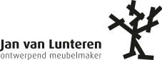 Jan van Lunteren | ontwerpend meubelmaker | Houten Logo